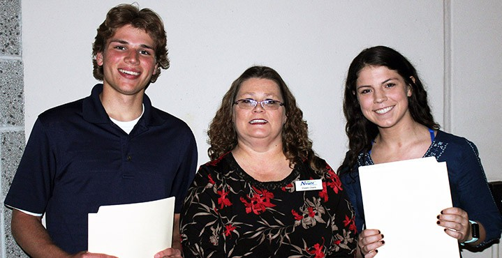 Scholoarship Winners